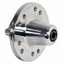 Wilwood 270-7309 Front Hub, Vented Rotor, 80-87 GM G-Body, 5x4.50/4.75