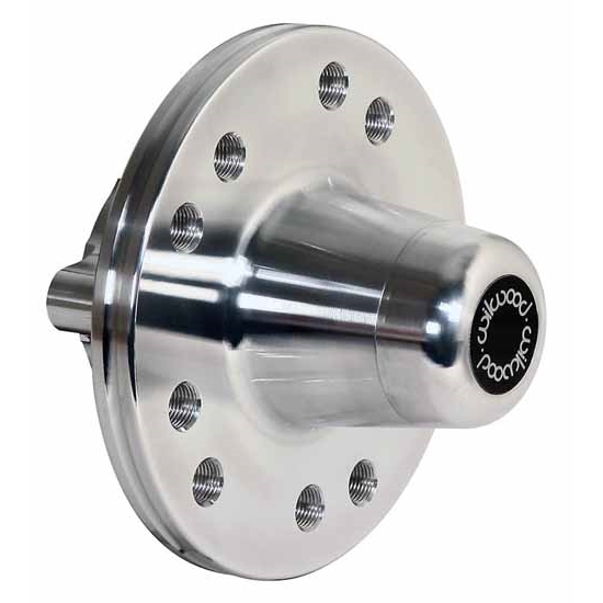 Wilwood 270-8771 Front Hub, Vented Rotor, Mopar, 5 x 4.00/4.50 Inch