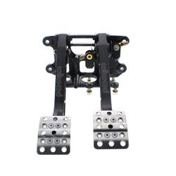 Wilwood 340-11295 Adjustable Dual Pedal, Fwd. Swing Mount - 6.25:1