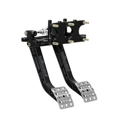 Wilwood Tru-Bar 340-15073 Reverse Mount Pedal Assembly, Black