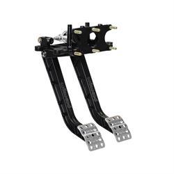 Wilwood Tru-Bar 340-15074 Reverse Mount Pedal Assembly, Black
