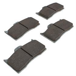 Wilwood 15Q-6824K PolyMatrix Q Brake Pads - Dynalite