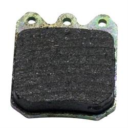 Wilwood 150-14354 Full Metallic Brake Pad, Coated