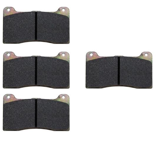 BNDL Wilwood 150-9419K 7816 BP-20 Brake Pad Set .60 Inch Thick