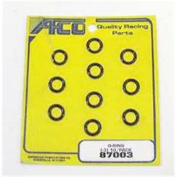Garage Sale - AFCO 87003 AN3 O-Ring Pack, 10 Count