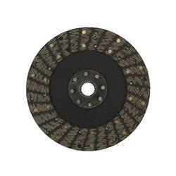 Speedway 10-1/2 In Kevlar Clutch Disc, Solid Hub, 1-5/32 In 26-Spline