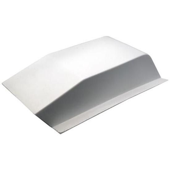 GM-Style Pro Stock Drag Car Fiberglass Hood Scoop, 33 x 20 x 7