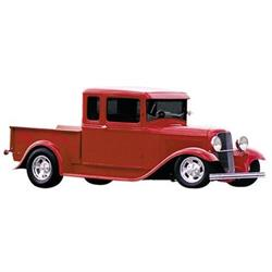 Speedway 1934 Ford Club Cab Pickup Fiberglass Body Kit Car