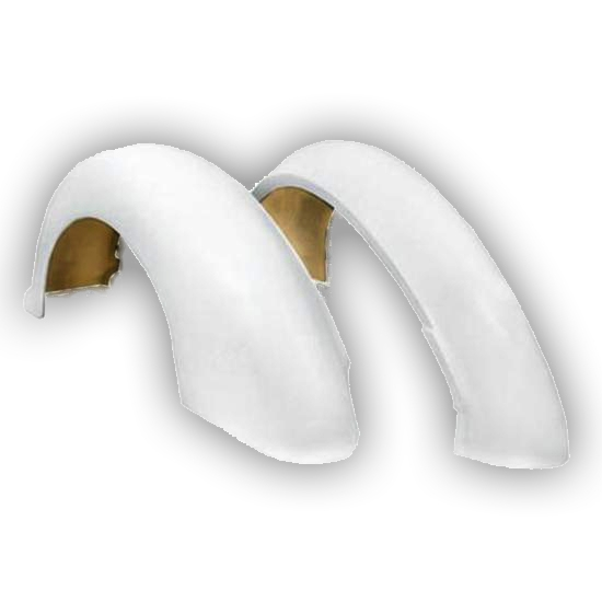 1940-1941 Ford Pickup Rear Fenders