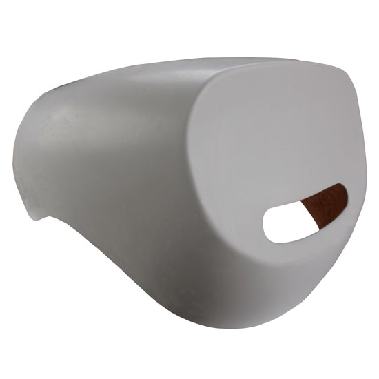 Edmunds Modified Style and Trostle Spring Fiberglass Tail