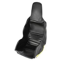 Garage Sale - Black Vinyl Upholstery for Kevlar High Back Seat