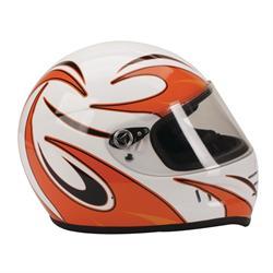 Speedway Changeable Helmet Graphics, Downforce