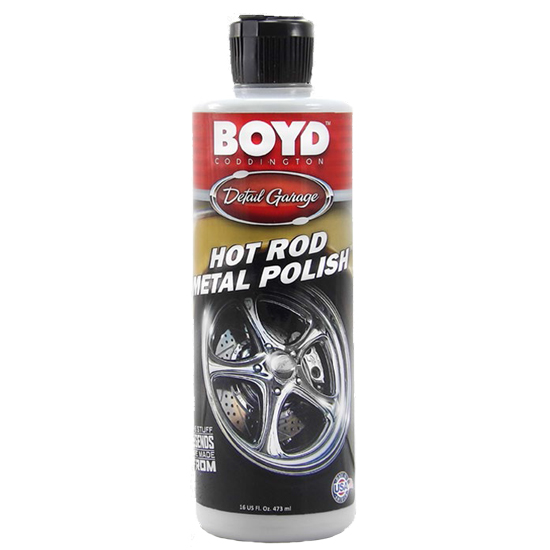 Boyd's Detail Garage BCG 106 Metal Polish