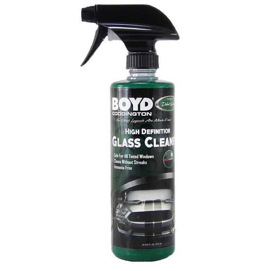 Boyd's Detail Garage BCG 107 Glass Cleaner