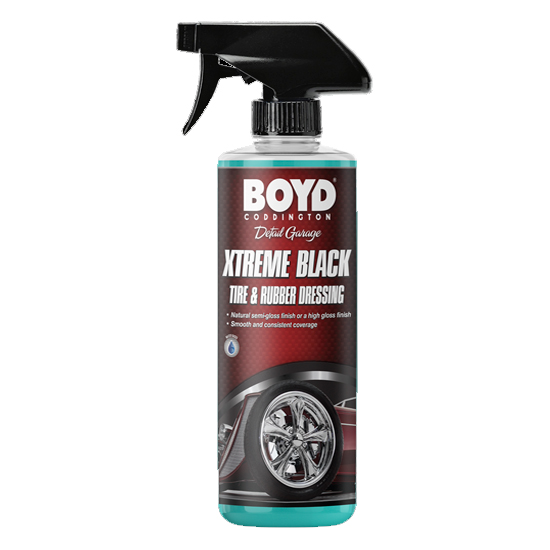 Boyd's Detail Garage BCG 108 Extreme Tire Dressing