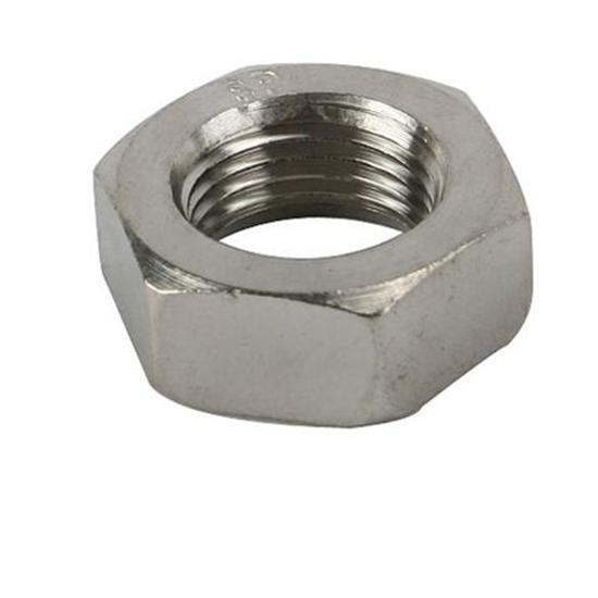Stainless Jam Nut 5 8 Inch 18 RH NF Fine Thread