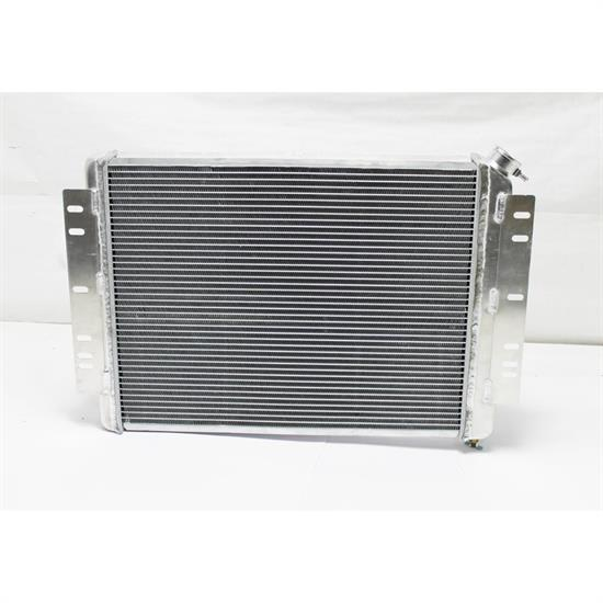 1966-78 Dodge Charger Radiator, V8, Auto Trans