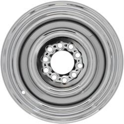 Speedway Smoothie Reverse 14x7 Steel Wheels, 5 on 4.5/4.75, 2.5 BS