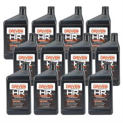 Driven Racing Oil 02107 HR1 Conventional 15W50 Motor Oil, 12 Qts