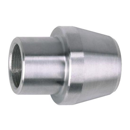 Steel Tube Ends Weld Bung for 1 Inch I.D. Tube, 5/8-18 LH