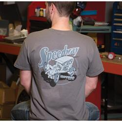 Speedway Squindo Model A Adult T-Shirt