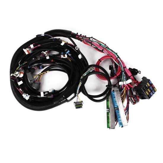 vortec v8 wiring harness  universal fit