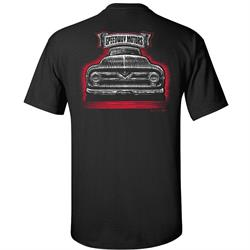 Speedway Guest Artist BOMONSTER '56 Pickup 65th Anniversary T-Shirt