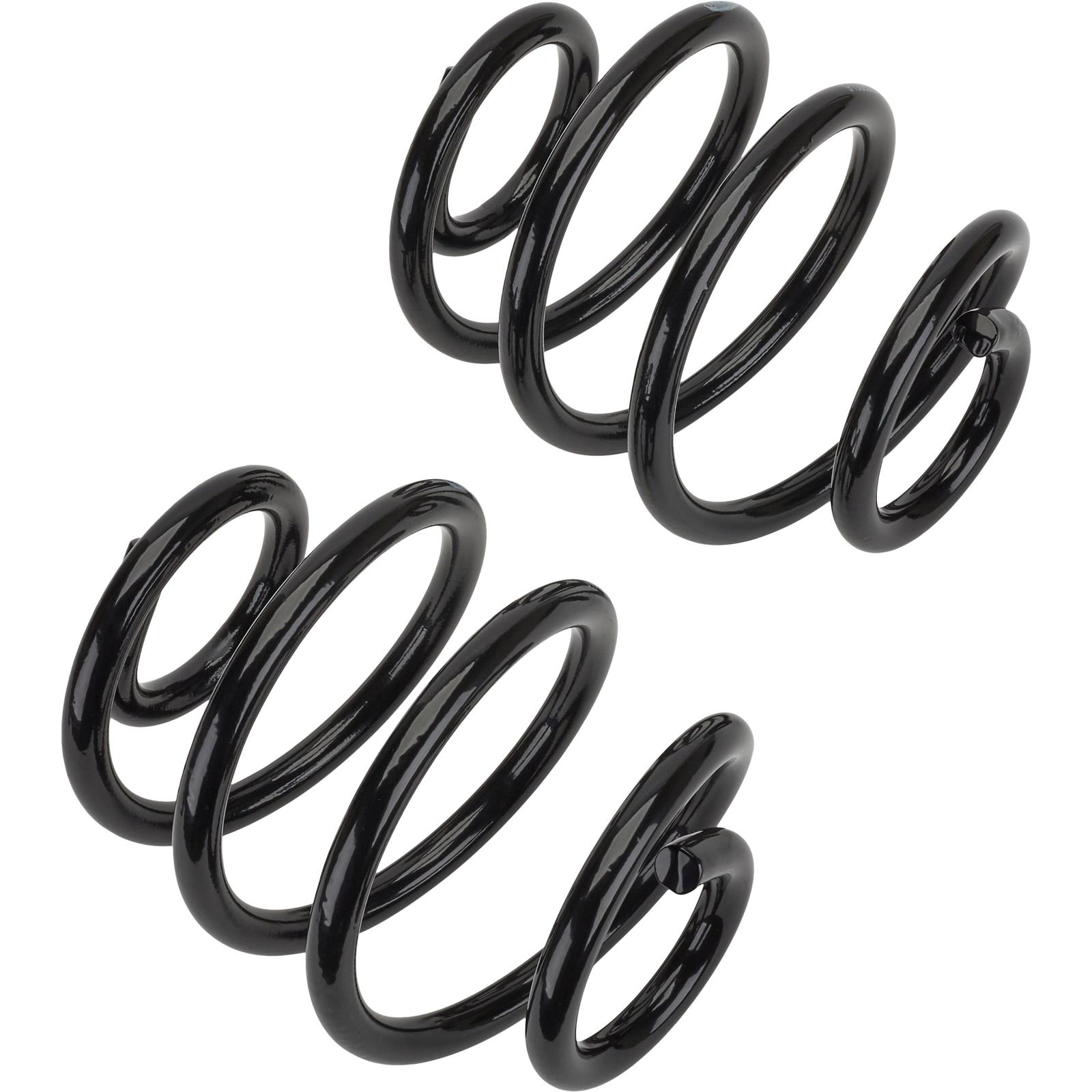 Rear Springs 1960-72 Fits Chevy Truck 4 In Drop//1967-72 Chevelle 2 In Drop