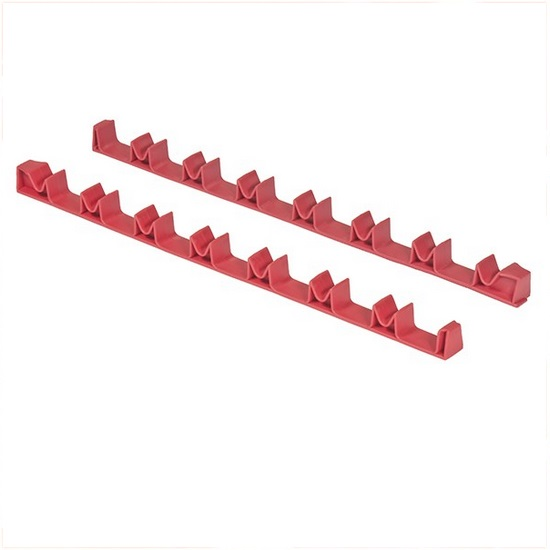 Ernst Mfg 6040-RED No-Slip Screwdriver Rails