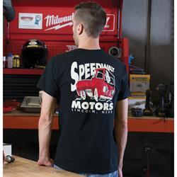 Speedway Squindo Econoline Adult T-Shirt