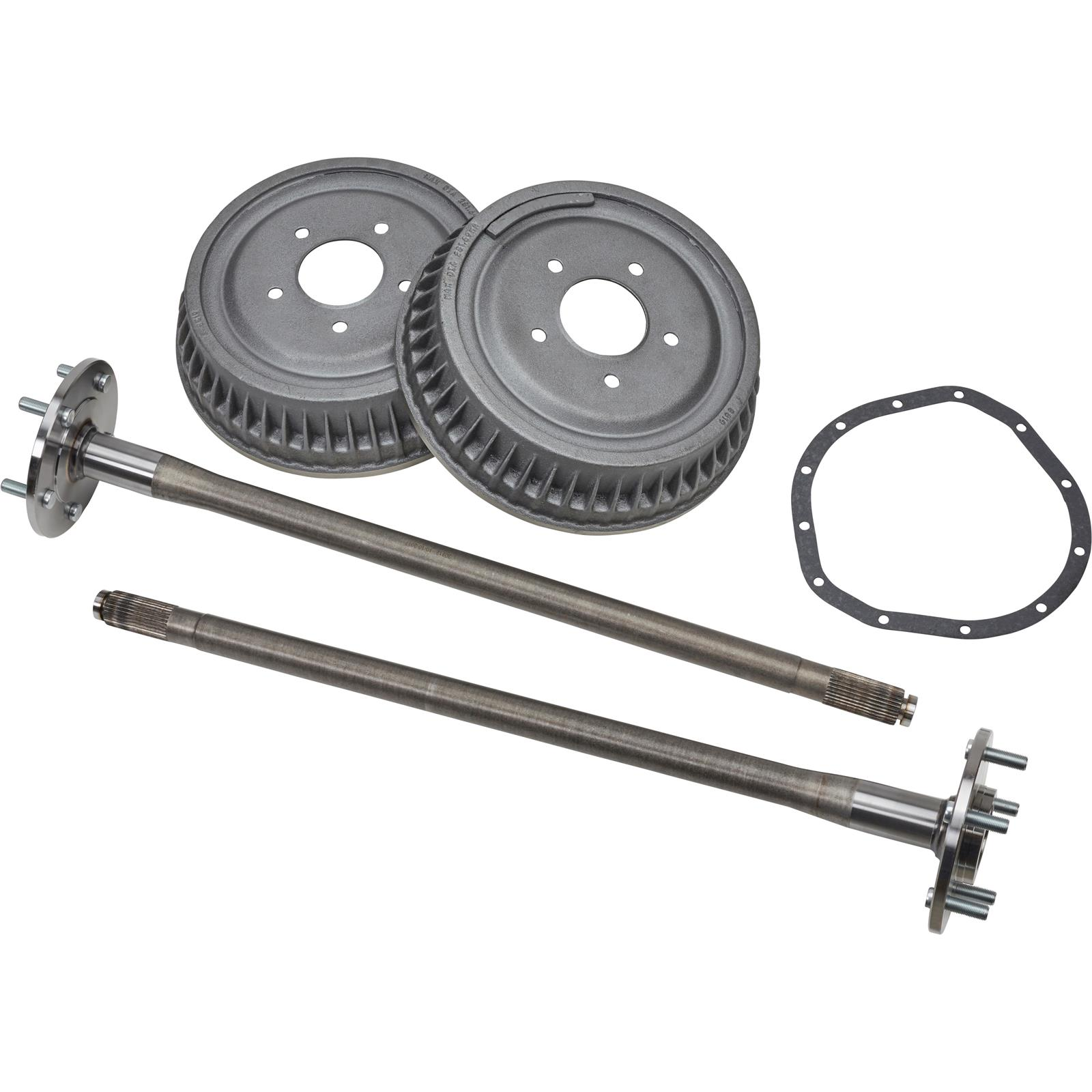 1965 1969 Chevy Truck 5 Lug Rear Axle Conversion Kit