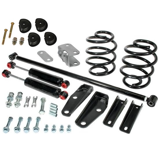 Speedway 1965-72 Chevy Pickup Truck Rear Suspension Lowering Kit