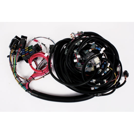 garage sale speedway 2007 2008 ls2 ls3 ls7 wiring harness, extended alpine stereo harness ls7 wiring harness #7