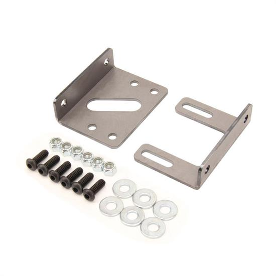 Universal C-Channel Frame Rail Mount Bracket Fuel Pump/Heim Joint