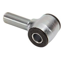 Speedway Forged 4-Bar Rod End, 3/4-16 LH Thread, Zinc Plated