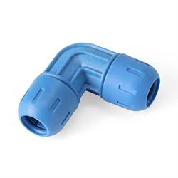 RapidAir F1003 3/4 Inch 90 Degree Fast Pipe Elbow