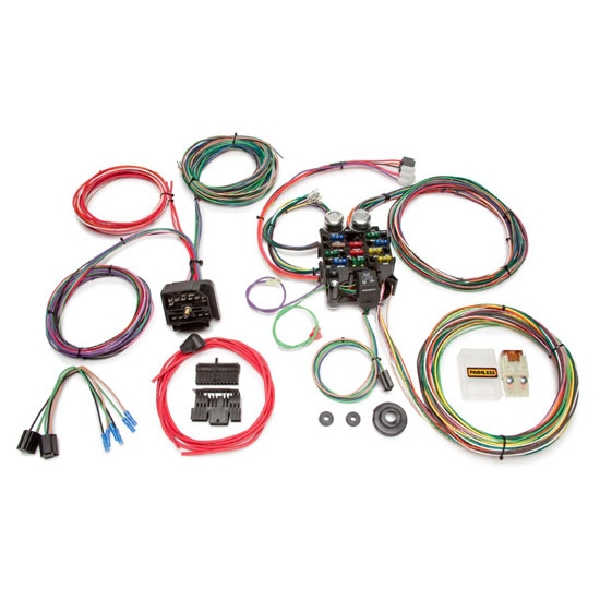 painless 10106 22 circuit wiring harness for 1975 and later cj jeeps jeep cj5 wiring harness installation wiring harness jeep cj5 #21