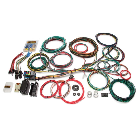 91010123_L_c7f52e76 f38b 4606 9ad6 bca38e18f846 10123 1966 1976 ford muscle car 21 circuit wiring harness car wiring harness at eliteediting.co