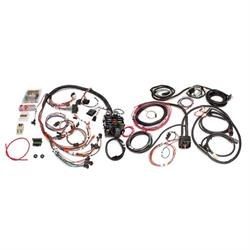 Painless Wiring 101500 21 Circuit CJ Jeep Wiring Harness, 1975-86