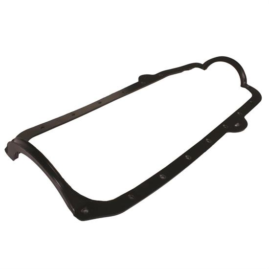 Speedway Small Block Chevy Oil Pan Gasket, 1975-1985 One-Piece