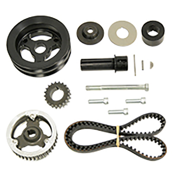 KSE Racing Products KSD1026 Belt Drive Kit, SBC