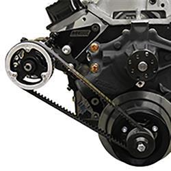 KSE Racing Products KSD1026 Belt Drive Kit, SBC