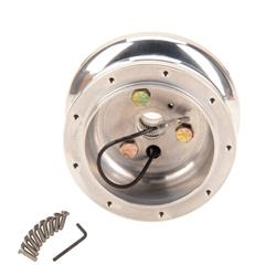 GT Performance 10-7514 GT9 Mopar Steering Wheel Hub, Polished
