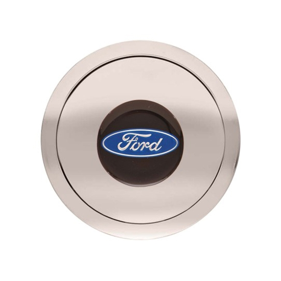 GT Performance 11-1121 GT9 Small Ford Oval Horn Button