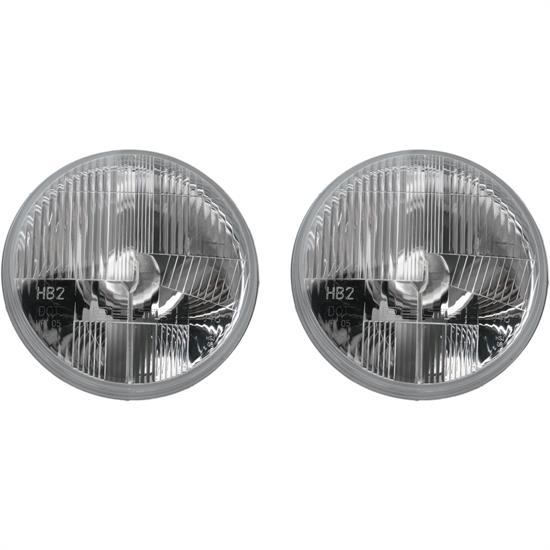 Delta 01-1149-LED2 7 Inch LED DOT Hi/Lo Beam Headlights