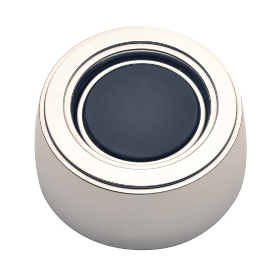 "GT Performance 11-1500 GT3 Hi-Rise Plain Horn Button""No Logo"" Polished"