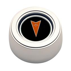 GT Performance 11-1532 GT3 Hi-Rise Pontiac Horn Button, Polished
