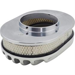 12 Inch Oval Deep Full Finned Air Cleaner
