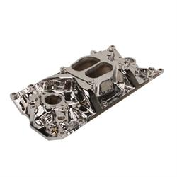Professional 1996-Up Chevy Cyclone Polished Intake Manifold-Vortec