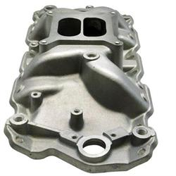 Power+Plus Typhoon Small Block Chevy 1957-95 Intake Manifold